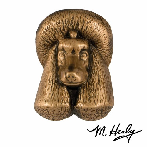 Michael Healy Michael Healy Designs Highlighted Patina Door Knocker MHDOG08