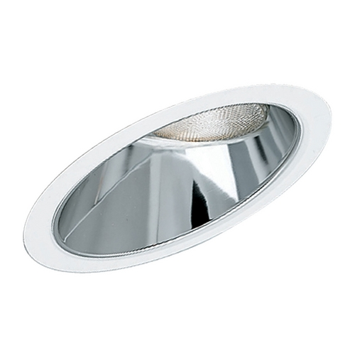 Progress Lighting Progress Recessed Trim in Clear Alzak Finish P8001-21