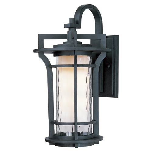 Maxim Lighting Maxim Lighting Oakville LED Black Oxide LED Outdoor Wall Light 55785WGBO
