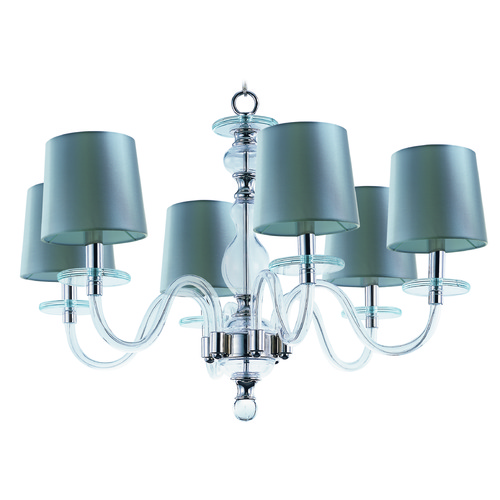 Maxim Lighting Maxim Lighting International Venezia Polished Nickel Chandelier 27546CLPN