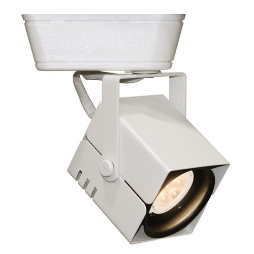 WAC Lighting Wac Lighting White LED Track Light Head JHT-801LED-WT