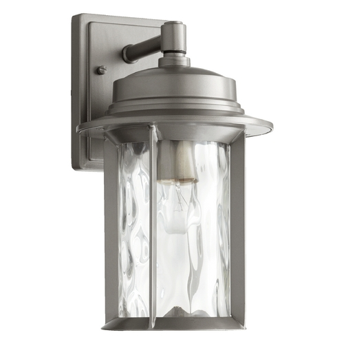 Quorum Lighting Quorum Lighting Charter Graphite Outdoor Wall Light 7246-7-3