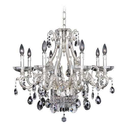 Allegri Lighting Rossi 10 Light Crystal Chandelier 024651-017-FR001