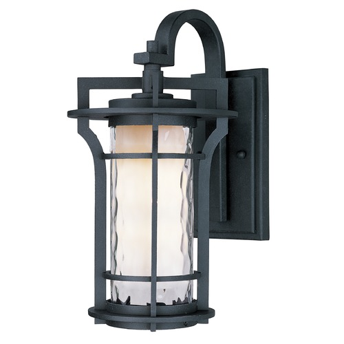 Maxim Lighting Maxim Lighting Oakville LED Black Oxide LED Outdoor Wall Light 55786WGBO