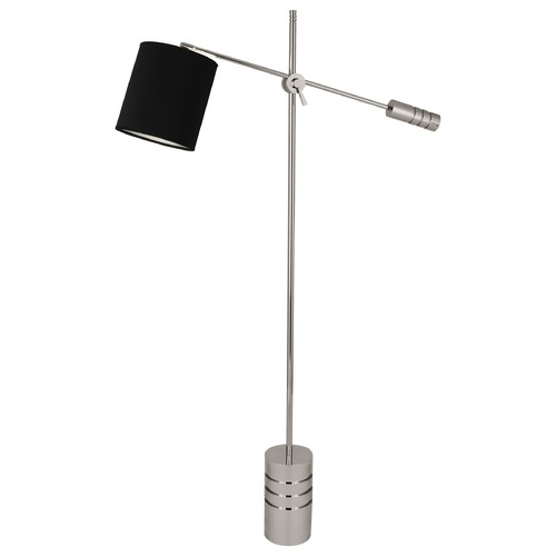 Robert Abbey Lighting Robert Abbey Lighting Campbell Floor Lamp with Polished Nickel S292B