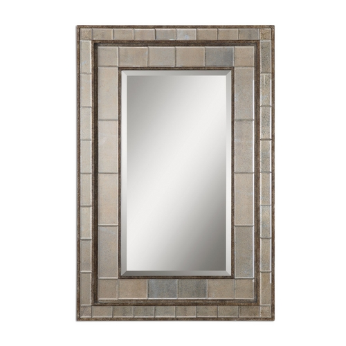 Uttermost Lighting Rectangle 34-Inch Mirror 08099