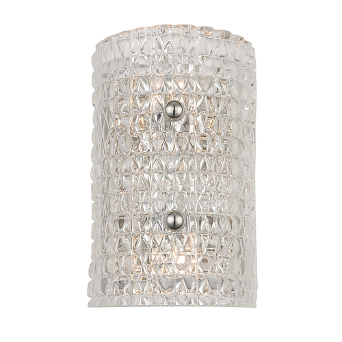 Hudson Valley Lighting Hudson Valley Lighting Westville Polished Nickel Sconce 3512-PN