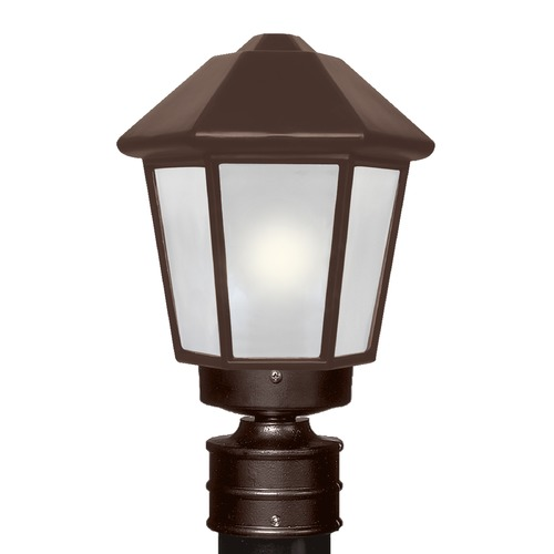Besa Lighting Besa Lighting Costaluz Post Light 327298-POST-FR