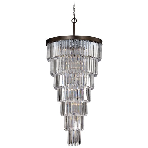 Savoy House Savoy House Burnished Bronze Chandelier 1-9803-19-28