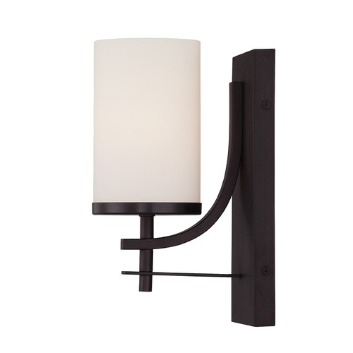 Savoy House Savoy House English Bronze Sconce 9-337-1-13