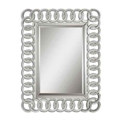 Uttermost Lighting Rectangle 36-Inch Mirror 08102