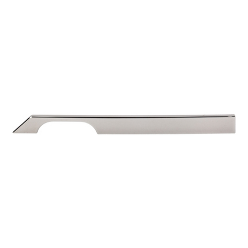 Top Knobs Hardware Modern Cabinet Pull in Polished Nickel Finish TK16PN