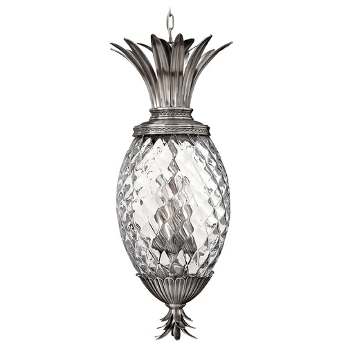 Hinkley Lighting Decorative Plantation Pendant 2222PL