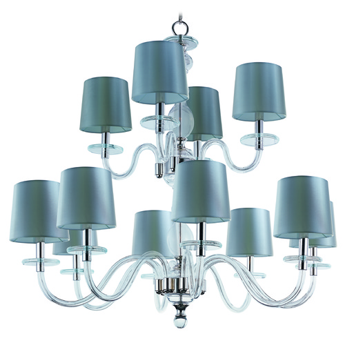 Maxim Lighting Maxim Lighting Venezia Polished Nickel Chandelier 27548CLPN