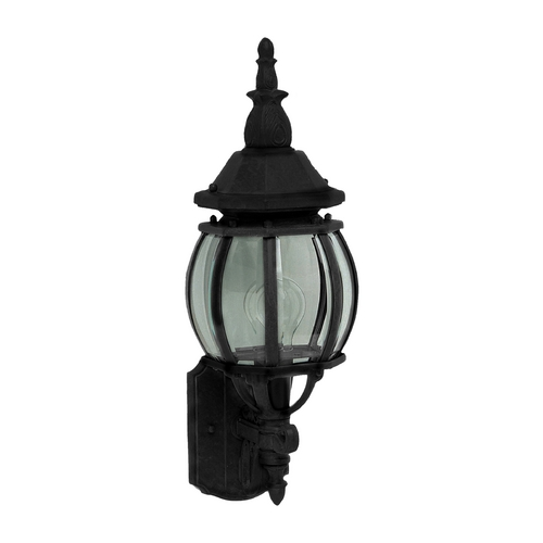Maxim Lighting Maxim Lighting Crown Hill Black Outdoor Wall Light 1032BK