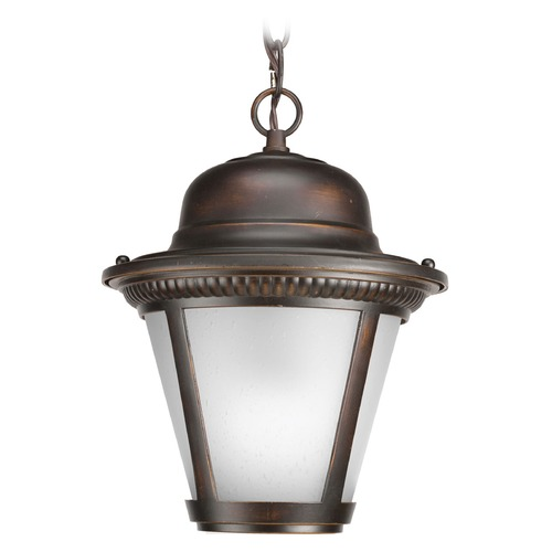 Progress Lighting Progress Lighting Westport LED Antique Bronze LED Outdoor Hanging Light P5530-2030K9