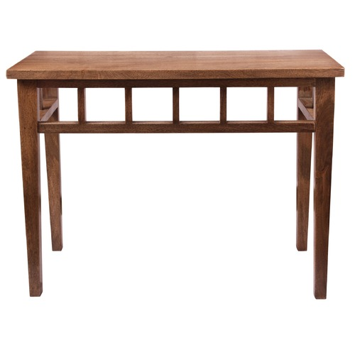 Kenroy Home Lighting Kenroy Home Felicity Toasted Walnut Sofa Table 65084TWAL