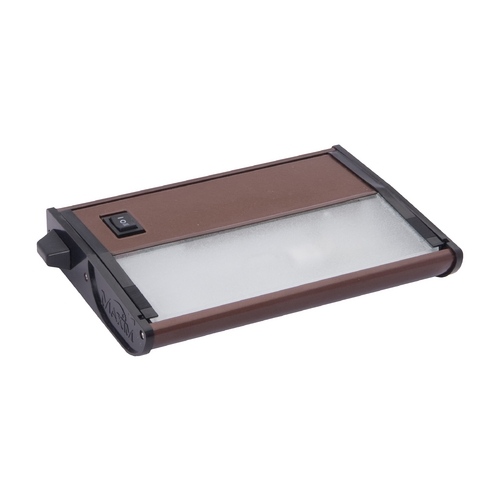 Maxim Lighting Maxim Lighting Countermax Mx-X12 Metallic Bronze 7-Inch Linear Light 87859MB