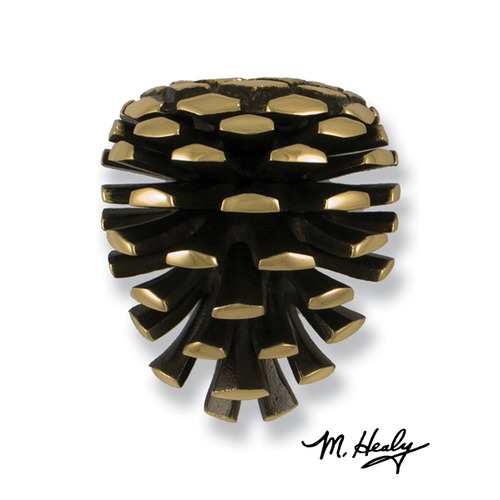 Michael Healy Pine Cone Door Knocker MH2291