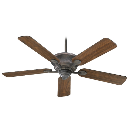 Quorum Lighting Quorum Lighting Liberty Toasted Sienna Ceiling Fan Without Light 49525-44