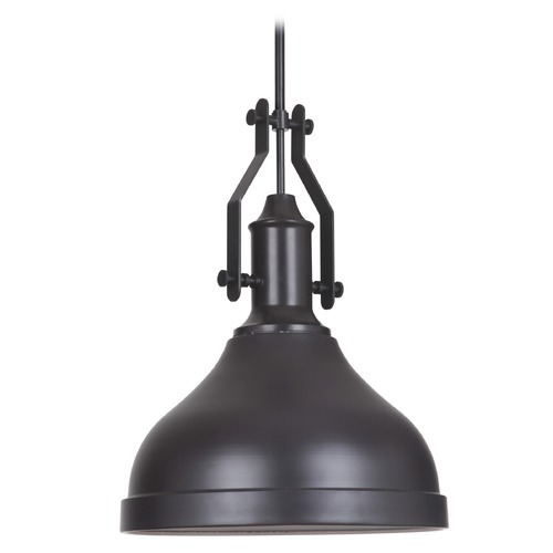 Jeremiah Lighting Jeremiah Lighting Oiled Bronze Pendant Light P550OB1
