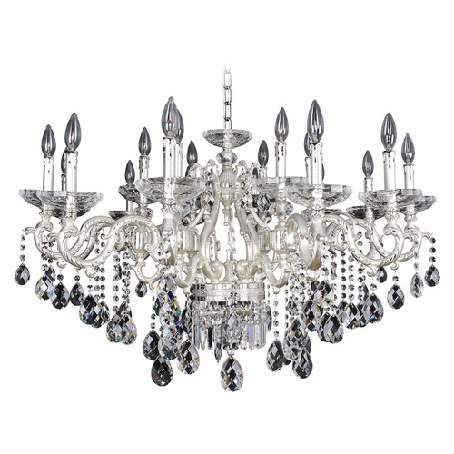 Allegri Lighting Rossi 20 Light Crystal Chandelier 024653-017-FR001