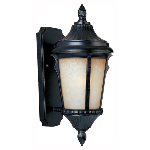Maxim Lighting Maxim Lighting Odessa LED Espresso LED Outdoor Wall Light 55013LTES