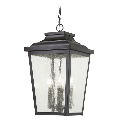 Minka Lavery Minka Lavery Irvington Manor Chelesa Bronze Outdoor Hanging Light 72175-189