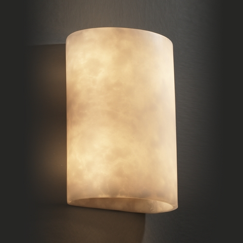 Justice Design Group Justice Design Group Clouds Collection Sconce CLD-8858
