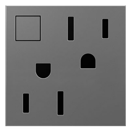 Legrand Adorne Legrand Adorne Energy-Saving On / Off Outlet ARPS152M4