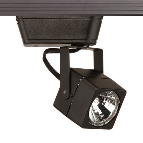 WAC Lighting WAC Lighting Black Low Voltage Track Light For J-Track JHT-802L-BK