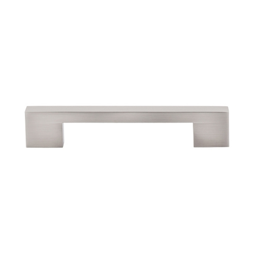 Top Knobs Hardware Modern Cabinet Pull in Brushed Satin Nickel Finish TK23BSN