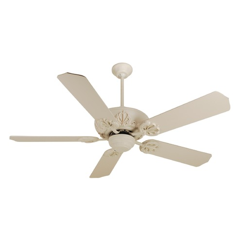 Craftmade Lighting Craftmade Lighting Cordova Antique White Ceiling Fan Without Light K10102