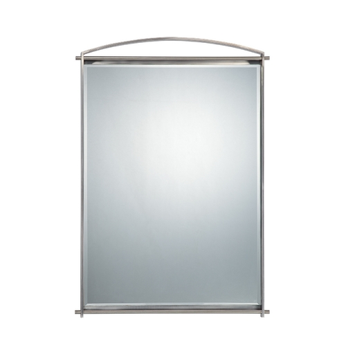 Quoizel Lighting Taylor Rectangle 25.5-Inch Quoizel Mirror TY43625AN