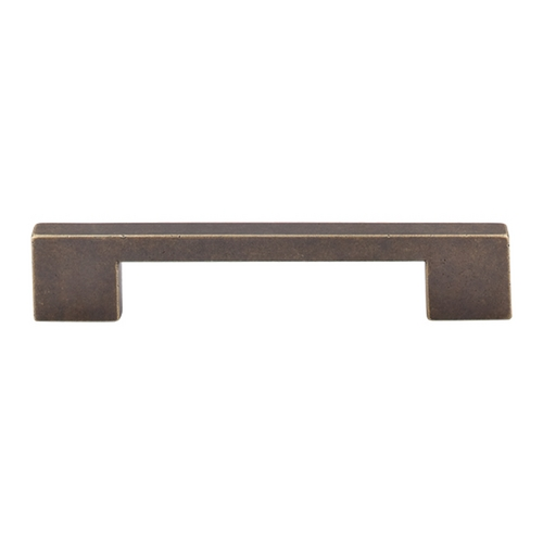 Top Knobs Hardware Modern Cabinet Pull in German Bronze Finish TK23GBZ