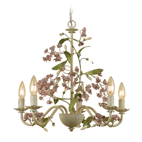 AF Lighting Grace Chandelier 7045-5H