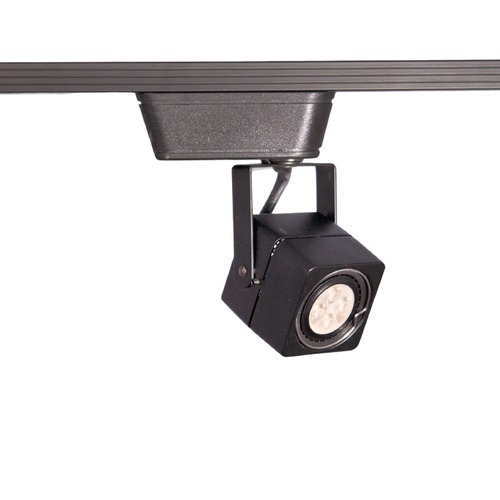 WAC Lighting Wac Lighting Black LED Track Light Head JHT-802LED-BK
