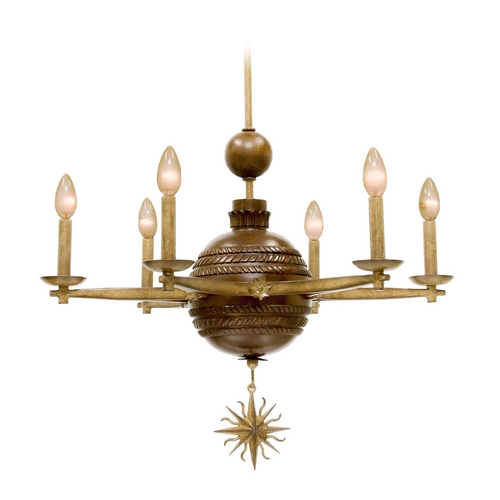 Kalco Lighting Kalco Lighting Hampton Bellagio Chandelier 6930BG
