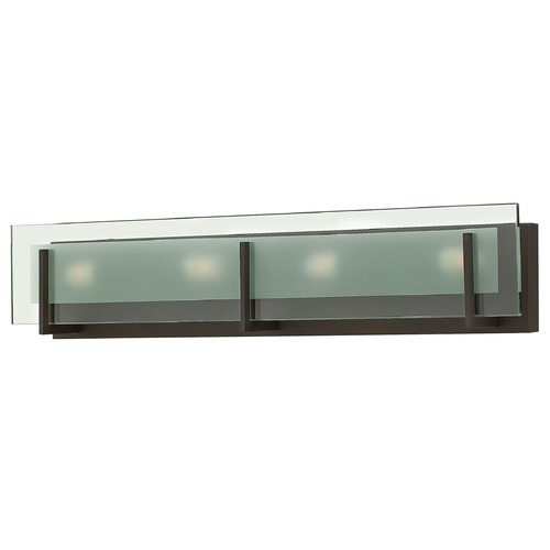 Hinkley Lighting Hinkley Lighting Latitude Oil Rubbed Bronze Bathroom Light 5654OZ