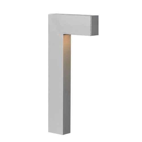Hinkley Lighting Hinkley Lighting Atlantis Titanium LED Path Light 15014TT
