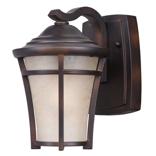 Maxim Lighting Maxim Lighting Balboa DC Copper Oxide LED Outdoor Wall Light 55502LACO