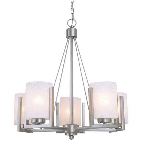 Dolan Designs Lighting Five-Light Chandelier 2240-09