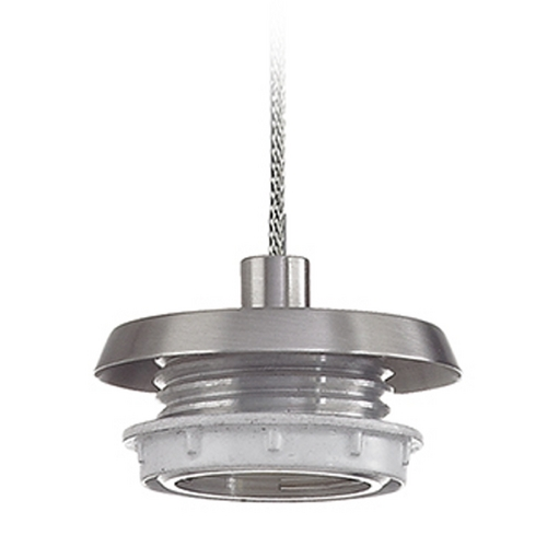 Elk Lighting Low Voltage LED Mini-Pendant Light PF1000/1-LED-BN-A