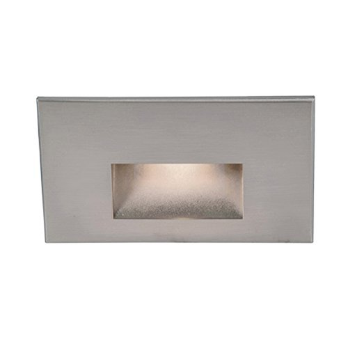 WAC Lighting Wac Lighting Stainless Steel LED Recessed Step Light WL-LED100-AM-SS