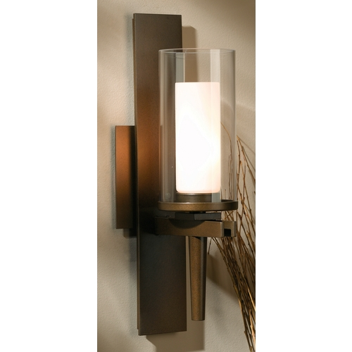 Hubbardton Forge Lighting Hubbardton Forge Lighting Constellation Bronze Sconce 204301-SKT-05-ZU0323