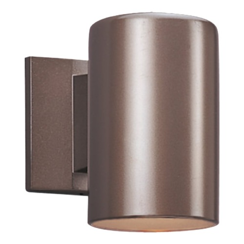 Sea Gull Lighting Sea Gull Lighting Outdoor Bullets Bronze Outdoor Wall Light 8313801-10