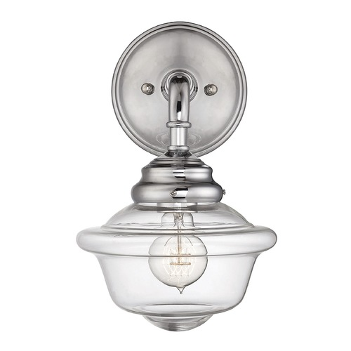 Savoy House Savoy House Lighting Fairfield Chrome Sconce 9-393-1-11