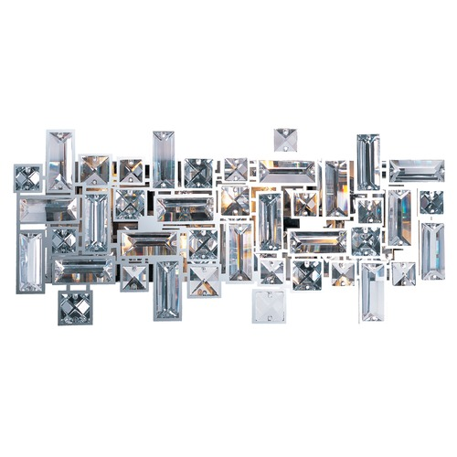 Maxim Lighting Maxim Lighting Paradigm Polished Chrome Sconce 39817BCPC