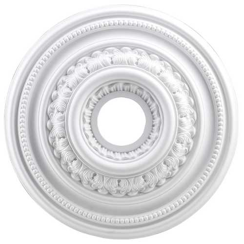 Elk Lighting Medallion in White Finish M1002WH