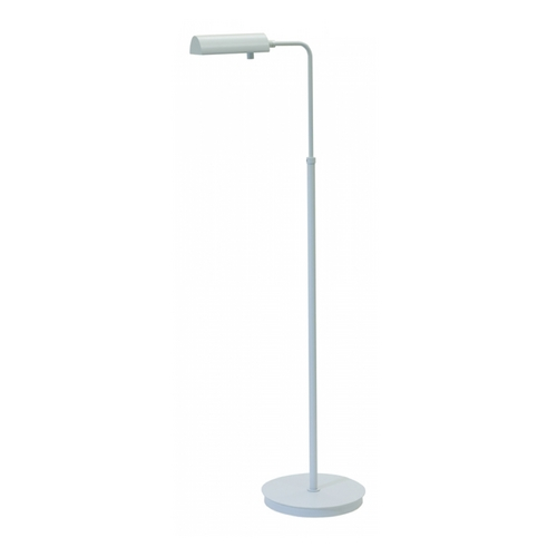 House of Troy Lighting Floor Lamp in White Finish G100-WT